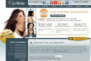 Lace Wigs Store