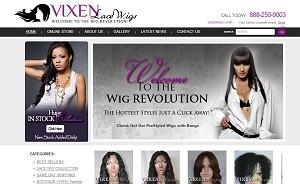 Vixen Hair Wigs