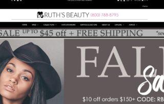 Ruth's Beauty Shop